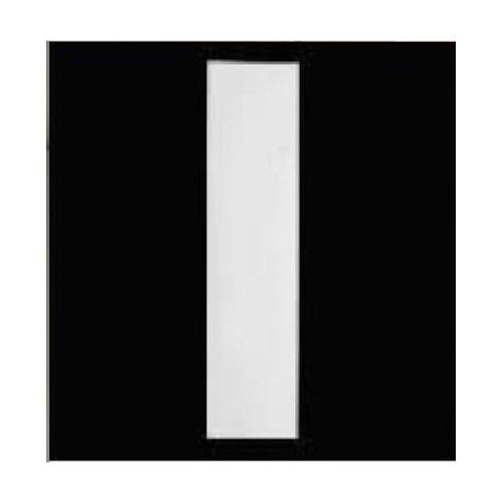 Kafel duży prosty połówka 11 x 44 cm nr.32102