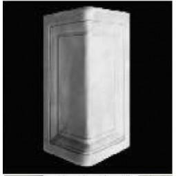 Kafel ROMA połówka narożnik Nr artykułu: 110 03 Wymiary: 11 x 11 x 22