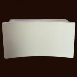 Kafel GŁADKI DUŻY wklęsły A-020 230 x 360 x 50 mm
