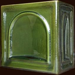 Kafel KAPLICZKA narożny B-017 220 x 220 x 110 mm