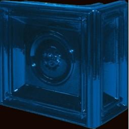 Kafel NEOGOTYK rogowy górny NG-04 220 X 220 X 110 mm