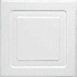 Kafel JANEK biały A-009 220 x220x50 mm