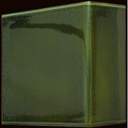Kafel GŁADKI Z FAZĄ narożny biały B-005 220 x220 x 110 mm