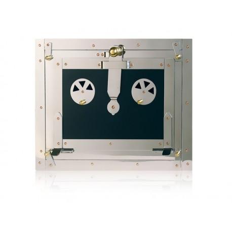 Piekarnik nierdzewny nr.0001/1 szer.385 wys.300 głęb.500 mm