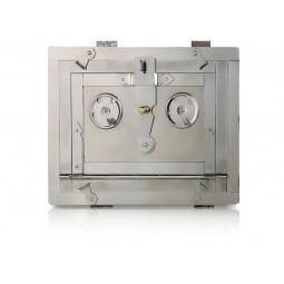 Piekarnik chromoniklowy nr.0020/1 szer.410 wys.310 głęb.500 mm