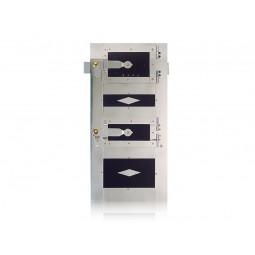 Drzwiczki kuchenne nierdzewne długie nr. 0284 szer.305 wys. 635 mm