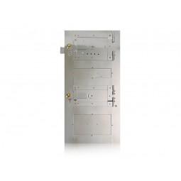 Drzwiczki kuchenne nierdzewne długie nr. 0284/1 szer.305 wys. 635 mm
