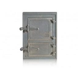 Drzwiczki kuchenne żeliwne nr. 0043 szer.290 wys. 380 mm