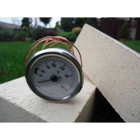 Termometr z kapilarą