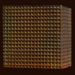 Kafel PLASTER MIODU narożny B-017 220 x 220 x 110 mm