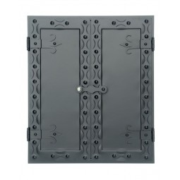 Drzwi do wędzarni GERDA 60x70 cm ozdobne