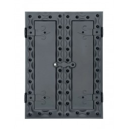 Drzwi do wędzarni LAURA 50x70 cm ozdobne