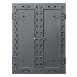 Drzwi do wędzarni LENA 60x80 cm ozdobne