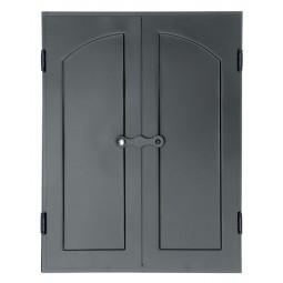 Drzwi do wędzarni TYTUS 60x80 cm