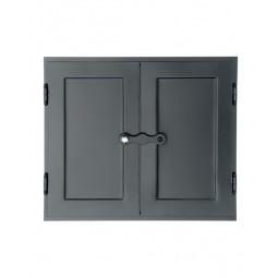 Drzwi do wędzarni lub schowka LUCJAN 60x50cm