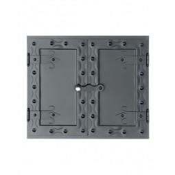Drzwi do wędzarni lub schowka LUIZA 60x50 cm