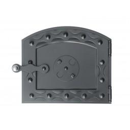 Drzwi paleniskowe JULIA 29X34 cm ozdobne
