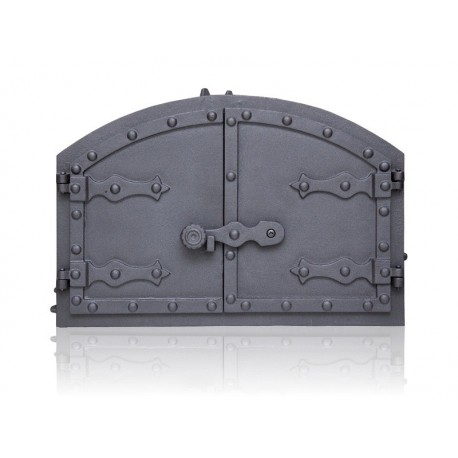 Drzwiczki żeliwne Węgierskie nr.6661 szer. 525 wys. 245