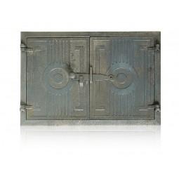 Drzwiczki żeliwne nr.0041 szer. 425 wys. 275