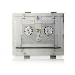 Piekarnik chromoniklowy nr.0020 szer.410 wys.310 głęb.500 mm