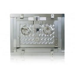 Piekarnik stalowy nr 0050 szer.410 wys.310 głęb.500 mm