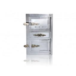 Drzwiczki kuchenne nierdzewne nr. 9997/1 szer.300 wys. 480 mm