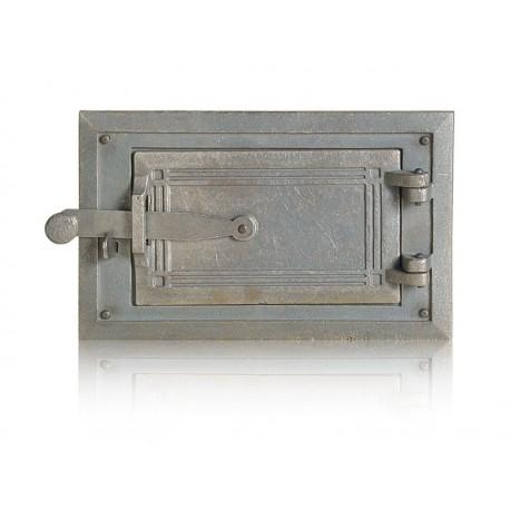 Drzwiczki popielnikowe żeliwne nr.0958 szer.280 wys. 180 mm